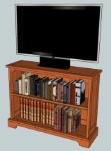 Libreria - Porta TV